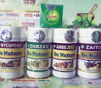 Obat FISTULA ANI Herbal De Nature