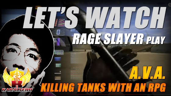Let's Watch Rage Slayer Play A.V.A. ★ Killing Tanks With An RPG