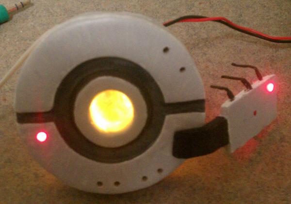 Robot Dialogs: Potato GLaDOS Build Notes