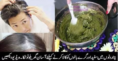 HEALTH, VIDEO, How to Get rid of White and Fallen Hair,