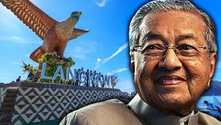 Dr. Mahathir Pilih Langkawi Kerana Takut Ditolak Di Kubang Pasu