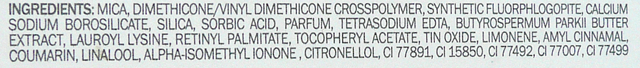 composição, ingredientes