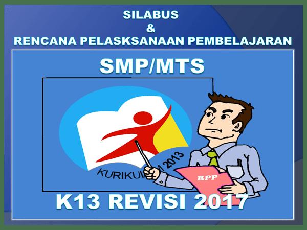 Download Silabus Dan Rpp K13 Revisi 2017 Seni Budaya Kelas Vii 7 Smp Mts Gurumapel