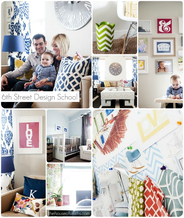 Home Decorating School: Fabric Shopping Online With 6th Street Design School