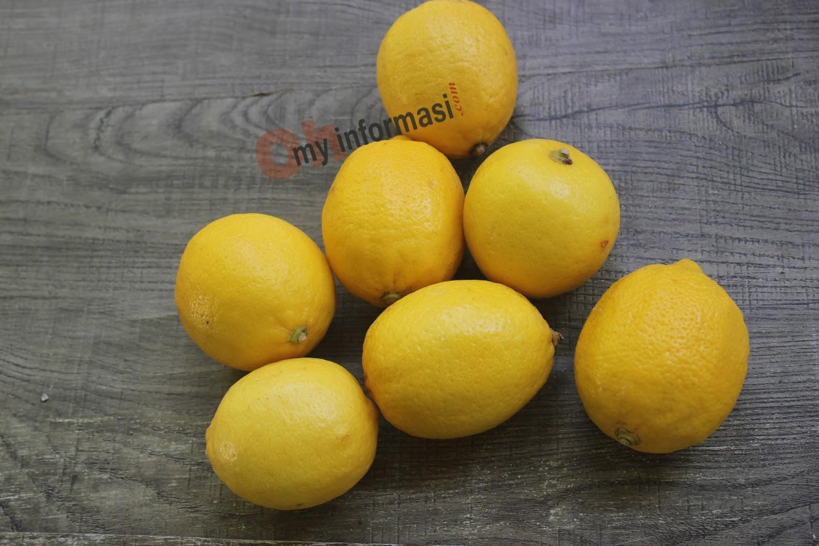 6 Manfaat Lemon Untuk Wajah Cerah Berseri