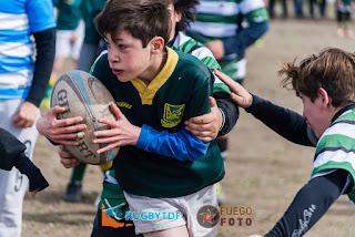 La URTF anunció un listado de infantiles que podrán ver gratis el partido de Argentina XV