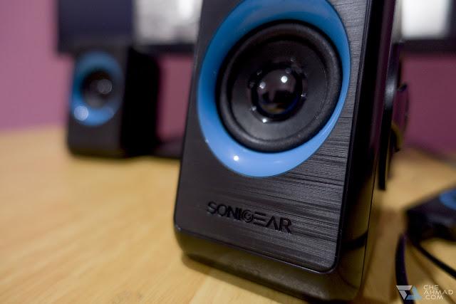Ulasan Sonicgear Quatro 2 Speaker dari Lazada