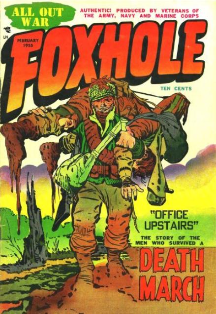 Simon-Kirby Foxhole