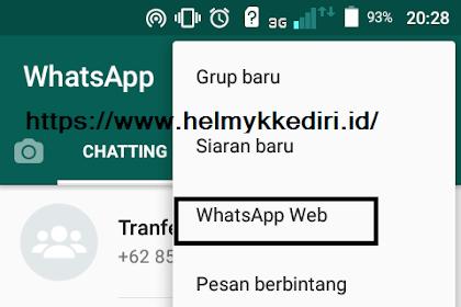 Cara memindahkan file dari whatsapp kekomputer