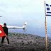 Σκηνικό... Ιμίων θυμίζουν οι φωτογραφίες - Έστησαν σε βραχονησίδα τούρκικη σημαία