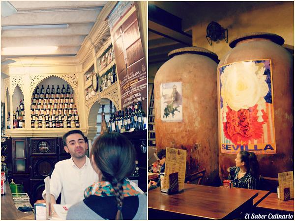 Bodega Casa Morales bar de tapas Sevilla