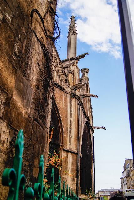 Ruinas de Iglesia antigua Paría