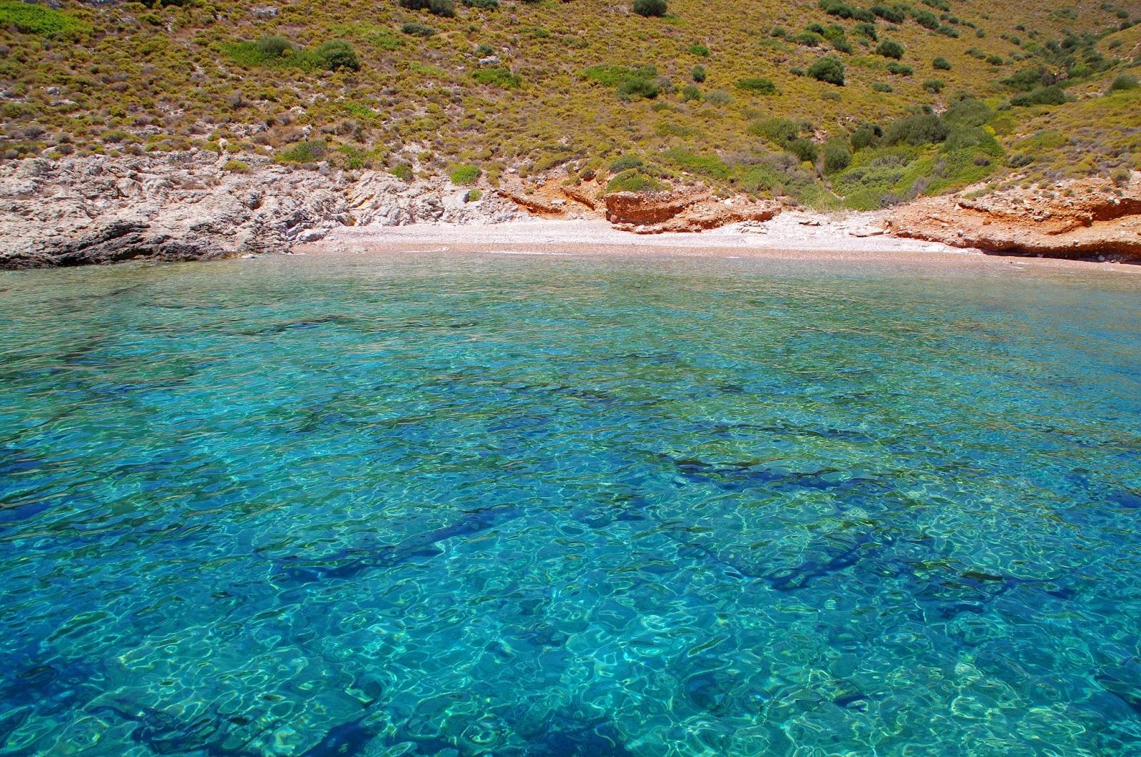Crystal Clear Water in Turkey