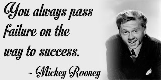 Quote, Quotes, Motivational, Inspirational, Mickey Rooney