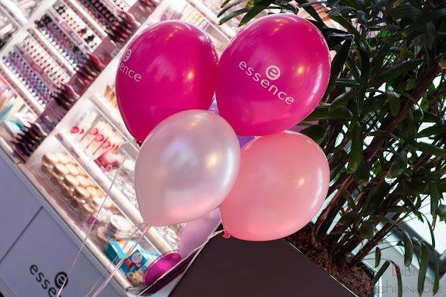 essence event köln spring summer 2017 Luftballons