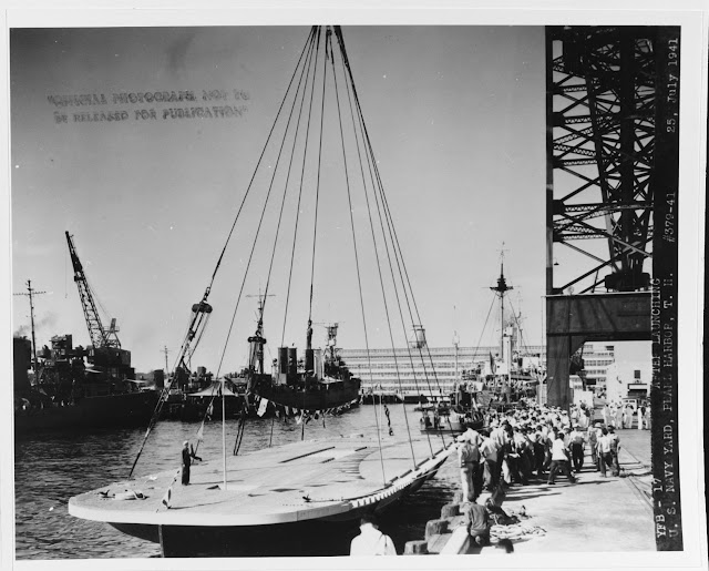 Nihoa Class Yard Ferryboat Nihoa (YFB-17), 25 July 1941 worldwartwo.filiminspector.com