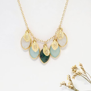 eco-friendly and thoughtful gift ideas for grandparents necklace