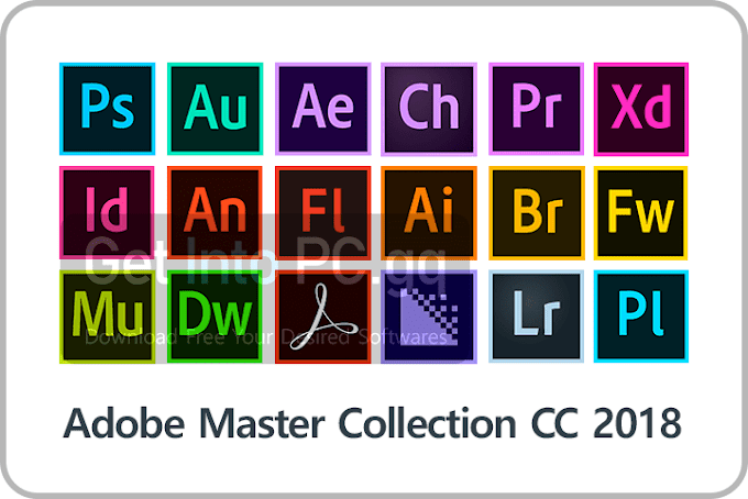 Adobe Master Collection CC 2018 - Free Download