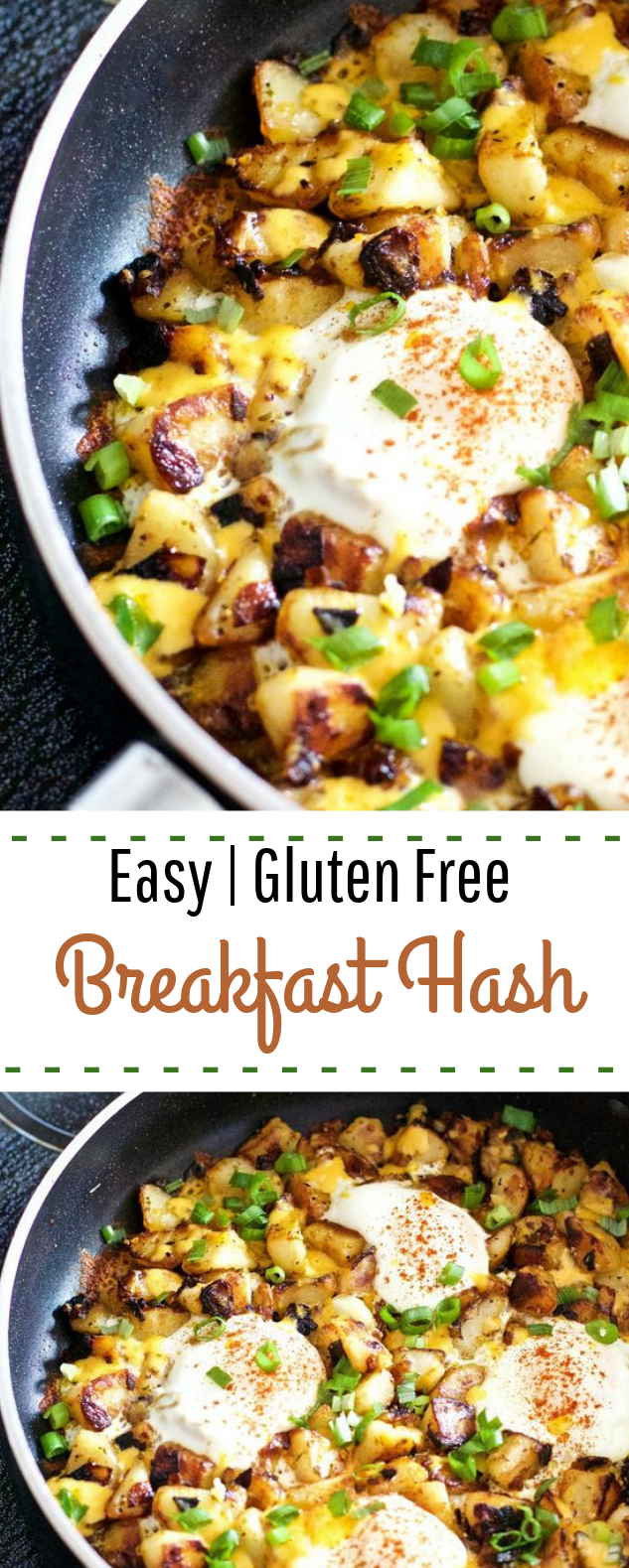 Gluten-Free Breakfast Hash #healthy #glutenfree