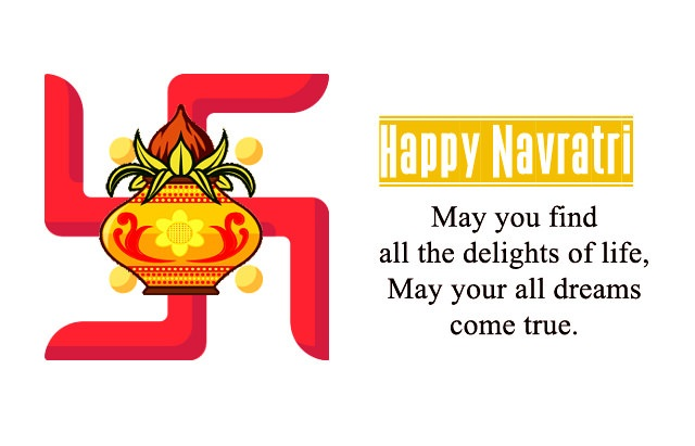 2018 navratri wishes quotes sms and status in english festivals navratri messages in english m4hsunfo
