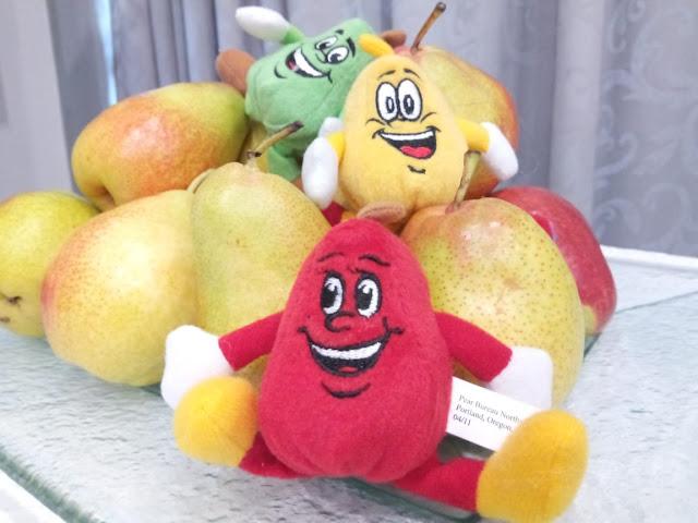 mulai gaya hidup sehat dari makan buah pear