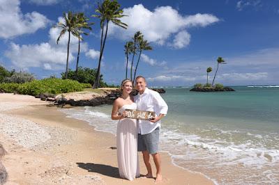 Honolulu Vow Renewal