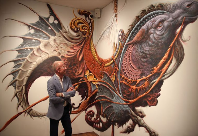 Green Pear Diaries, arte urbano, Museo de Arte de Long Beach, Vitality and Verve, Aron Horkey