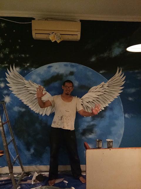 Jasa Lukis Dinding dan Mural Jakarta