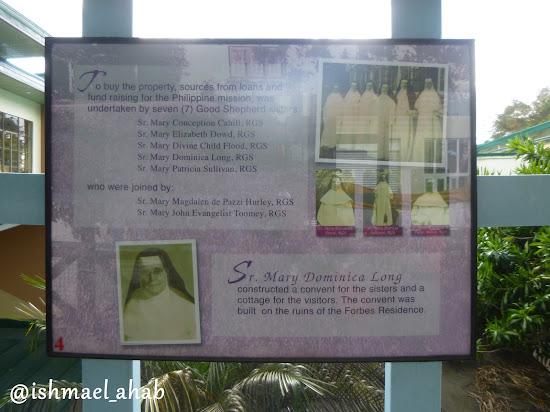 History of Good Shepherd Convent Baguio