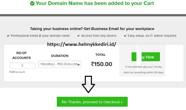 mendapatkan domain TLD dot ooov