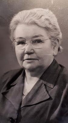 Johanna Maria Welling, tante Anna
