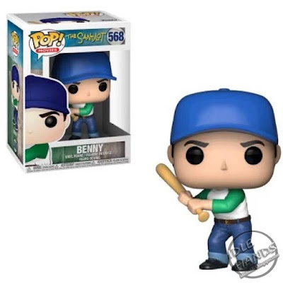 Funko Pops The Sandlot Benny