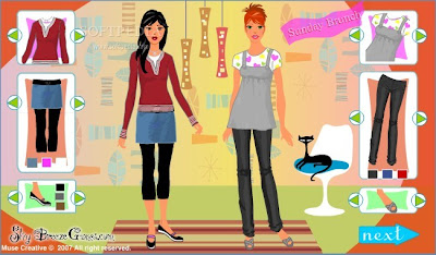 Fashion Designer Games