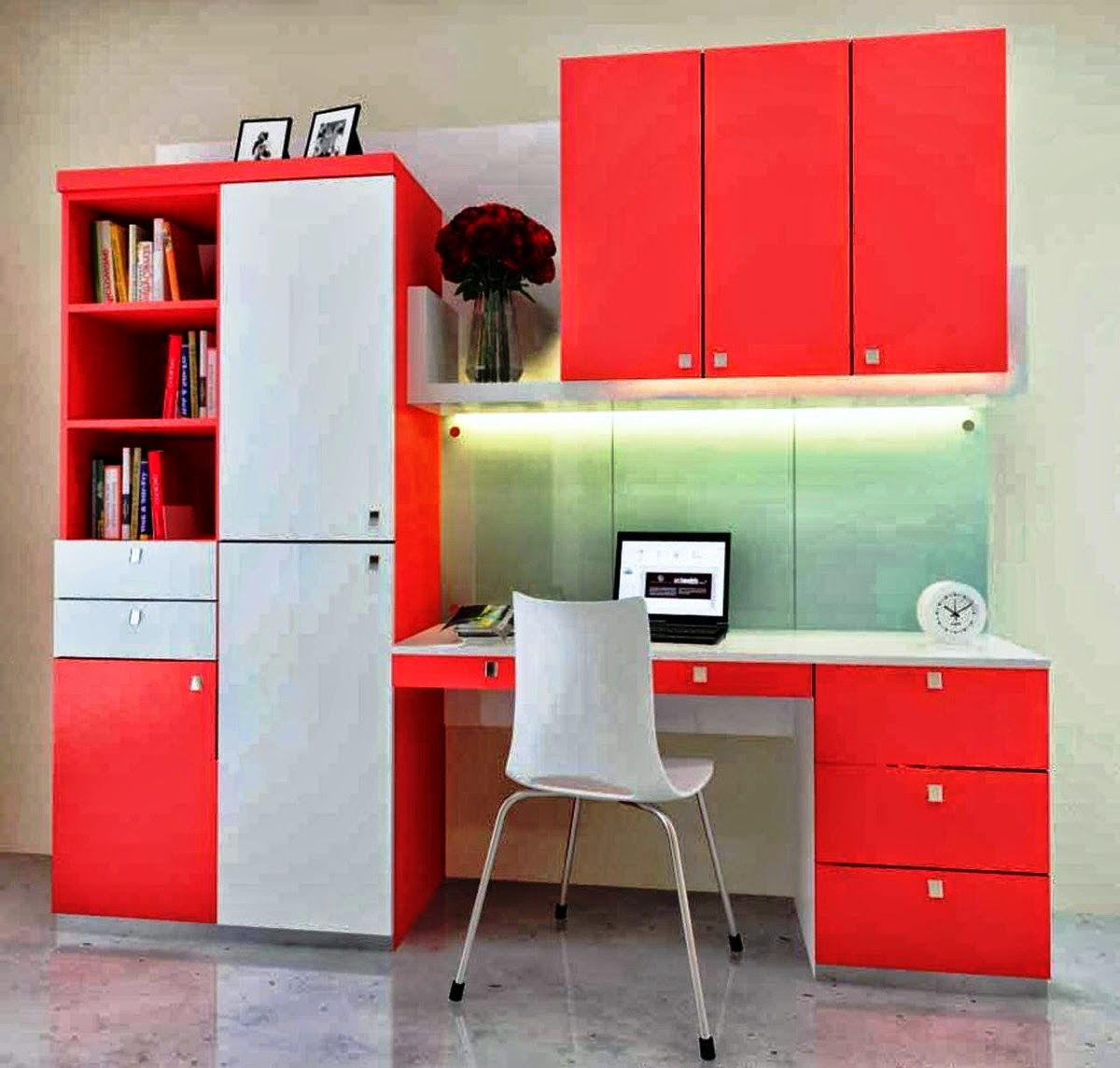 Study Room Design Ideas: Freshnist Design