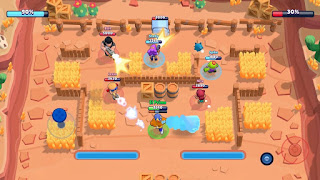 Brawl Star, batallas frenéticas online