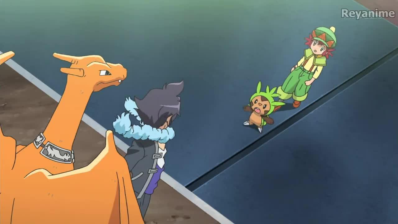 Ver Pokemon Especiales de Megaevolucion Pokemon Megaevolucion - Capítulo 4