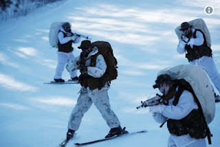 USA army prepares for winter war with Russia and North Korea by buying thousands of skis
