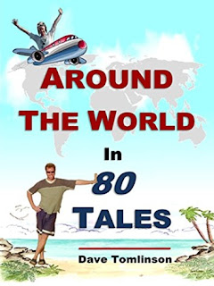 Around the World in 80 Tales by Dave Tomlinson