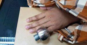 Thumbnail image for Jari Tersepit Pada Tombol Pintu, Bomba Ambil Masa 30 Minit