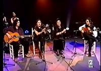 Antonia la Negra participó junto a Moraito y José Mercé en el homenajes a Raimundo Amador en TVE