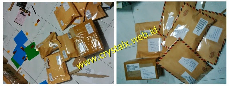 Bukti Packing Paket
