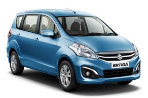 Suzuki - Ertiga (MT)