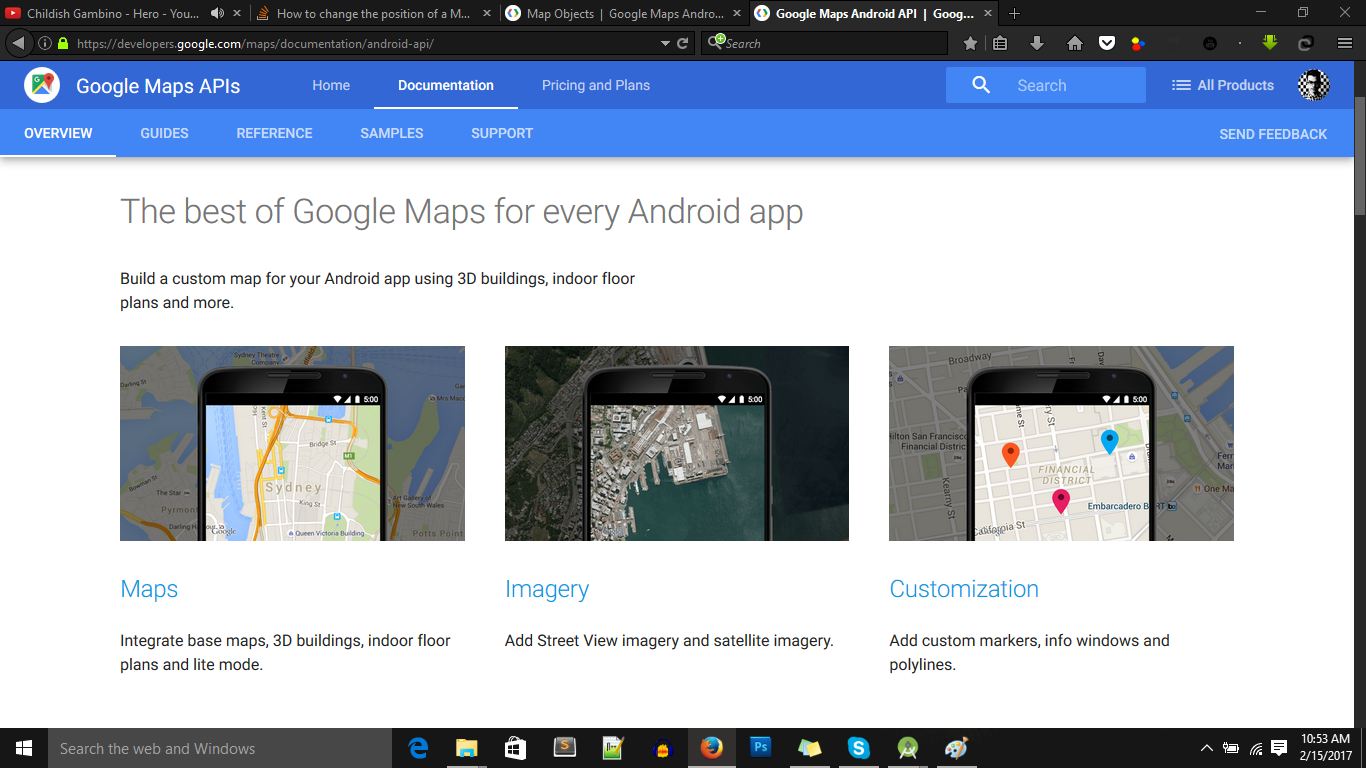How to create a Location Tracker App in Android complete