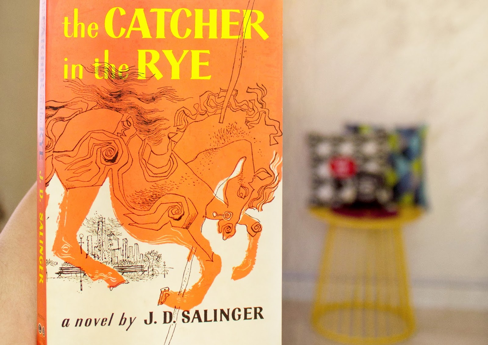 exploring the themes in the novel the catcher in the rye Discussion of themes and motifs in j d salinger's the catcher in the rye enotes critical analyses help you gain a deeper understanding of the catcher in the rye so you can excel on your essay or test.