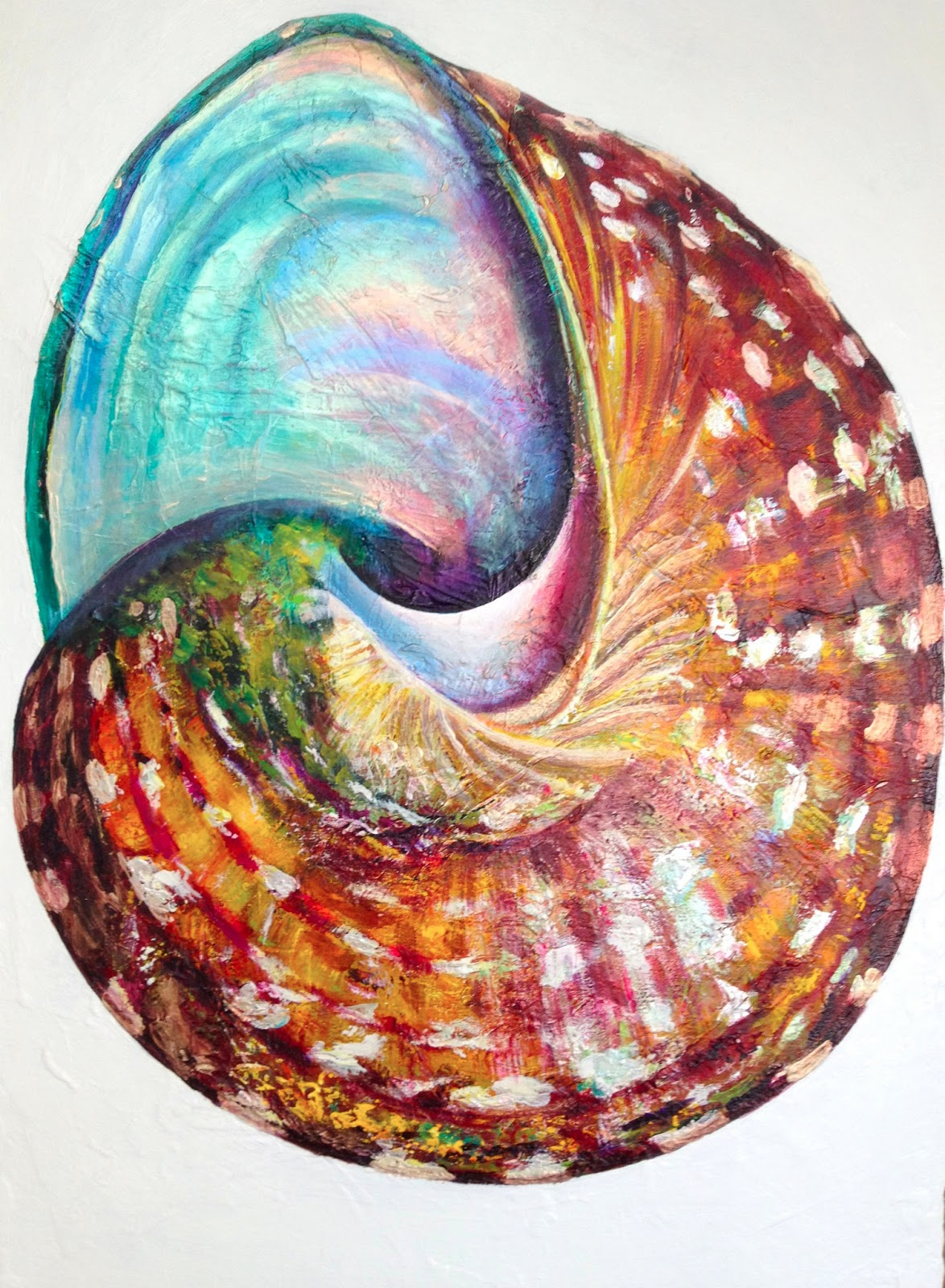 Paintings By Tracy Effinger Upton