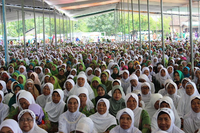 Sabtu Pagi, Ribuan Ibu Muslimat NU Lampung Siap Bergerak Menuju GBK