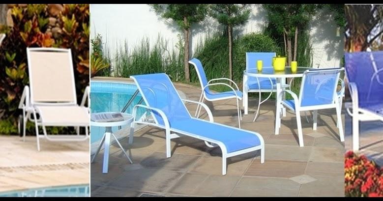 Oficina do sol cadeiras de piscina conserto reforma e for K sol piscinas