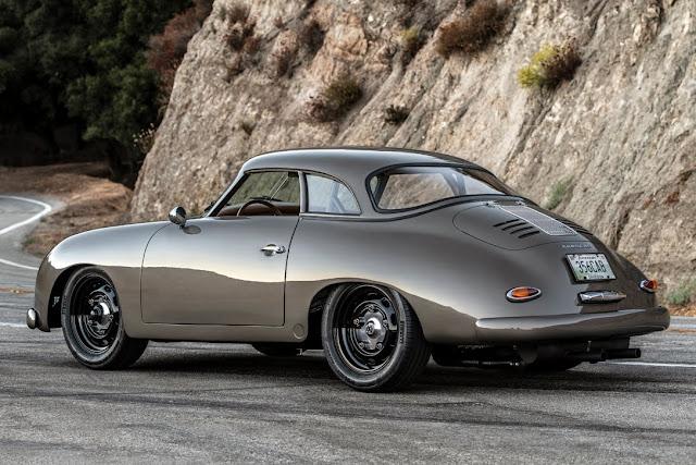 John Oates 1960 Porsche 356B Emory Edition