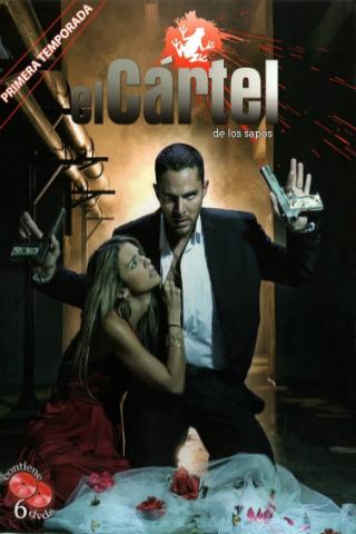 El Cartel De Los Sapos [Temporada 1] [2008] [DVDR] [NTSC] [Latino]