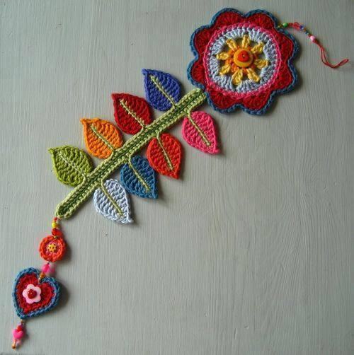 Móviles a Crochet